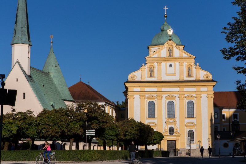 altoetting kloster uebernachtung