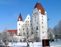 Neues Schloss in Ingolstadt Bayerisches Armeemuseum